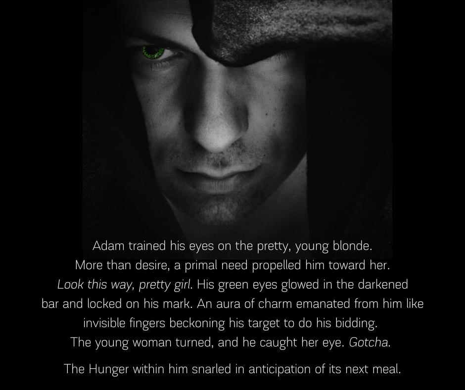 Adam Beckons Blondie