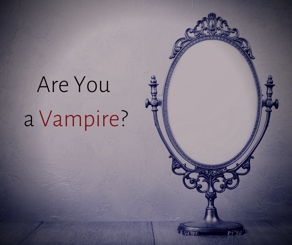 Are You a Vampire