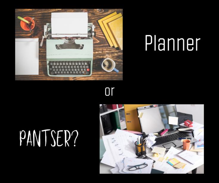 Planner or Pantser