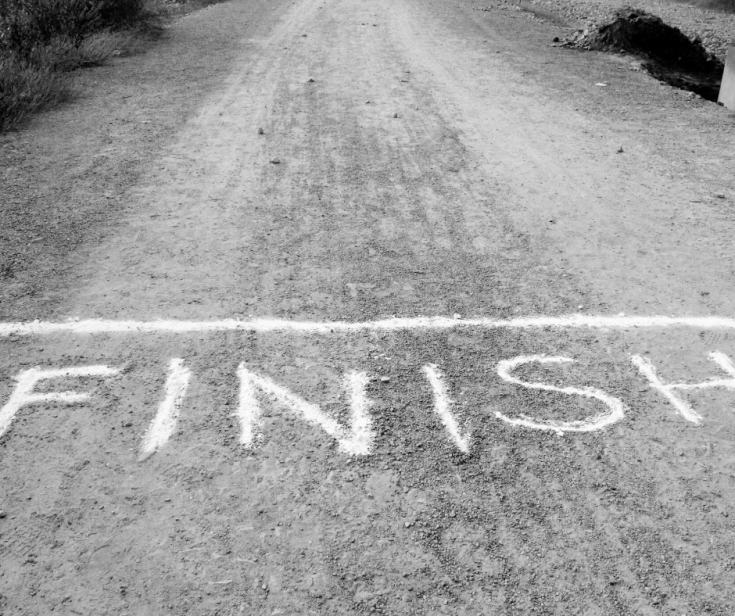 You Finished! Yay!